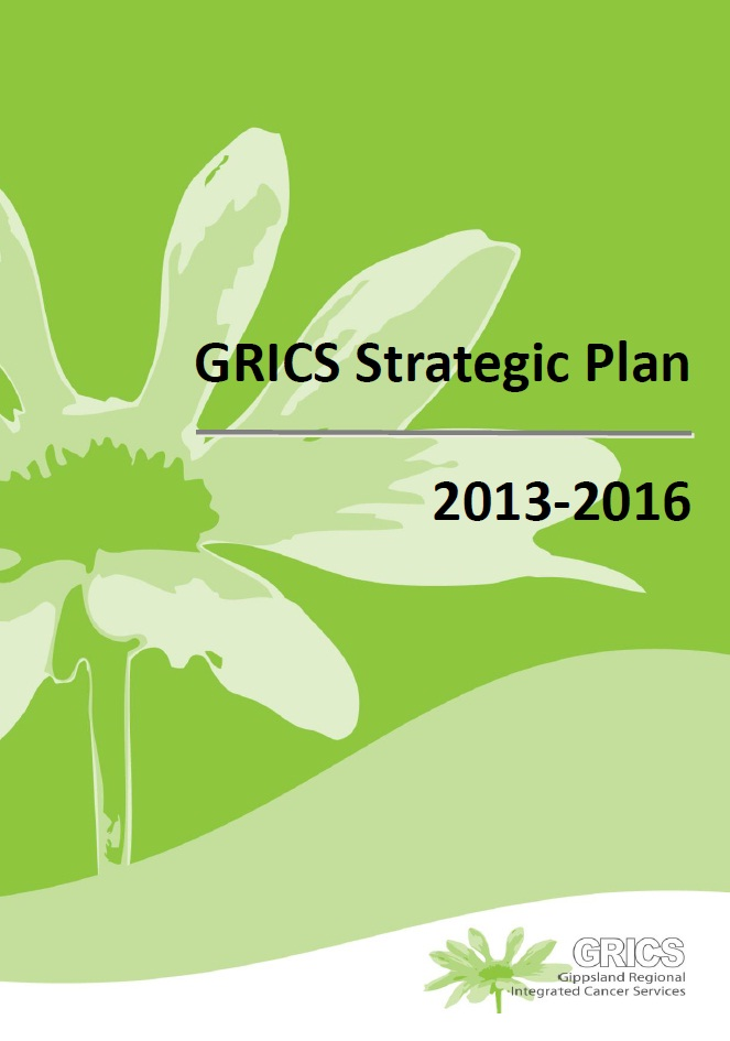 Grics Strategic Plan